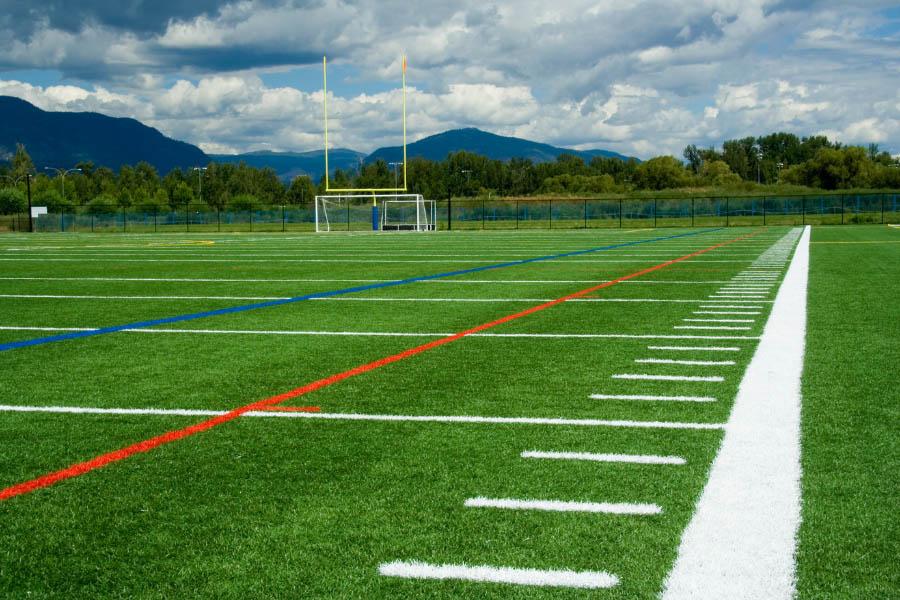 Football feild
