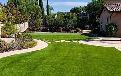 Vegas Artificial Grass commercial view