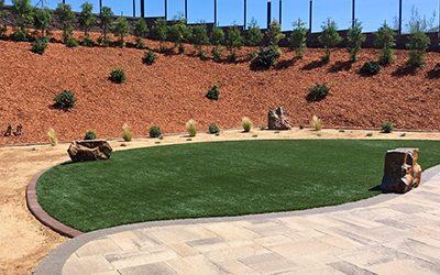 Vegas Artificial Residential Grass
