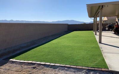 Vegas Artificial Grass project view