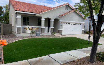 VAG artificial home grass